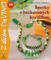 Šperky z háčkovaných korálikov