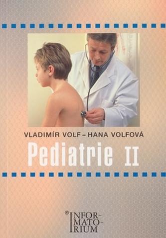 Pediatrie II - Náhled učebnice