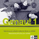 Genau! 1 - Němčina pro SOŠ a učiliště - Metodická příručka - CD