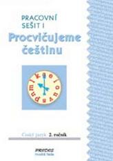 Procvičujeme češtinu pracovní sešit  pro 2. ročník 1.díl
