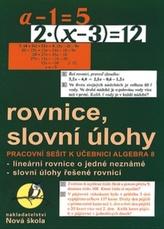 Rovnice, slovní úlohy pro 8. ročník