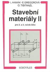 Stavební materiály II pro 2. a 3. ročník SOU