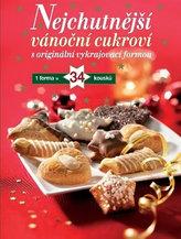 Nejchutnější vánoční cukroví s originální vykrajovací formou