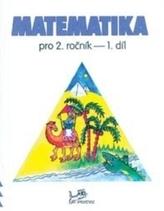 Matematika pro 2. ročník 1. díl