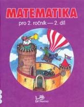 Matematika pro 2. ročník 2. díl