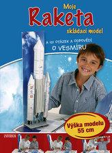 Moje Raketa Skládací model a 101 otázek a odpovědí o vesmíru