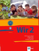 Wir 2 učebnice