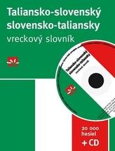 Taliansko-slovenský slovensko-taliansky vreckový slovník