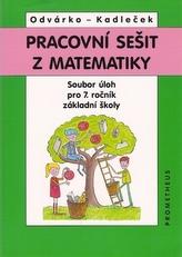 Pracovní sešit z matematiky 7.r.ZŠ