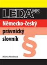 Německo-český právnický slovník