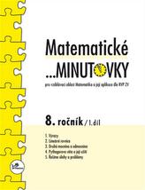 Matematické minutovky pro 8. ročník - 1. díl