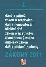 Zákony 2011 I.