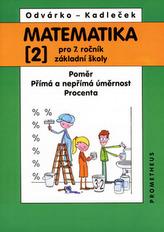 Matematika pro 7.roč.ZŠ,2.díl
