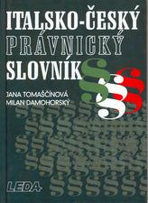 Italsko-český právnický slovník