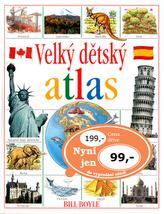 Velký dětský atlas