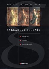 Výkladový slovník malířství, grafika, restaurátorství