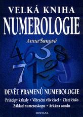 Velká kniha numerologie