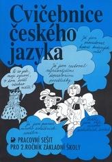 Cvičebnice českého jazyka pro 2.ročník základní školy