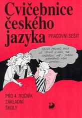 Cvičebnice českého jazyky pro 4.ročník základní školy