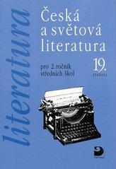 Česká a světová literatura pro 2.ročník středních škol
