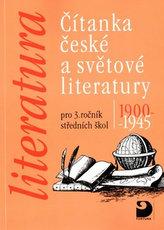Čítanka české a světové literatury pro 3. ročník středních škol