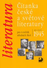 Čítanka české a světové literatury pro 4.ročník středních škol