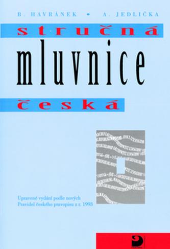 Stručná mluvnice česká - Náhled učebnice