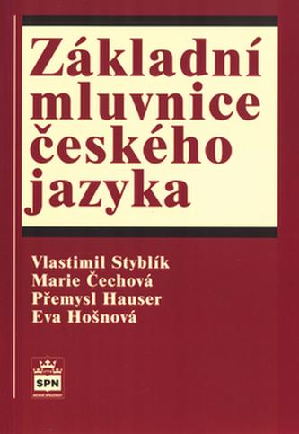 Základní mluvnice českého jazyka. - Náhled učebnice