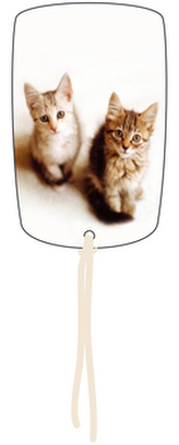 Magnetické záložky Dvě koťata - MZ 018