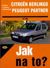 Citroën Berlingo, Peugeot Partner od 1998