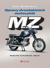 Opravy dvoutaktních motocyklů MZ