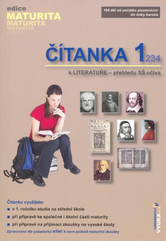 Čítanka 1 k Literatuře - přehledu SŠ učiva - Náhled učebnice