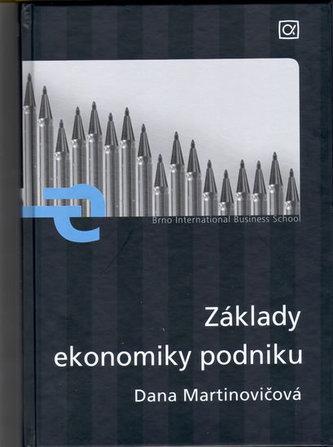 Základy ekonomiky podniku - Náhled učebnice