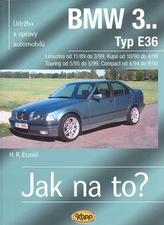 BMW 3.. Typ E36, Limuzína, Kupé, Touring, Compact