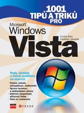 1001 tipů a triků pro Microsoft Windows Vista + CD