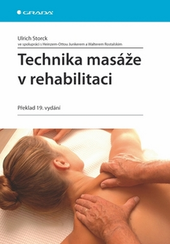Technika masáže v rehabilitaci - Náhled učebnice
