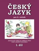 Český jazyk pro 2.r.ZŠ 1.díl
