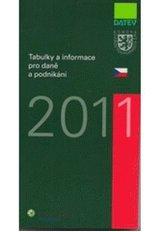 Tabulky a informace pro daně a podnikání 2011