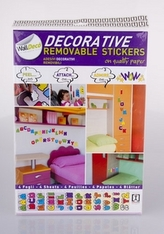 Abeceda walldecor A3