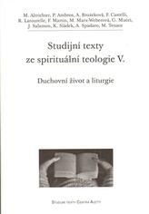 Studijní texty ze spirituální teologie V.