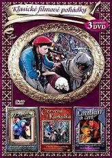 DVD-Klasické filmové pohádky