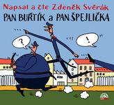 CD-Pan Buřtík a pan Špejlička