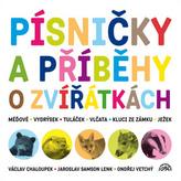 CD-Písničky a příběhy o zvířátkách